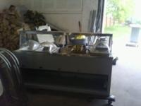 230 volt , single phase, 5 wells with pans Call  or