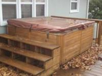 I have a six person hot tub for sale. I just do not use