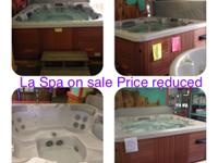 Type: GardenType: pools and SpasLa Spa cost decreased