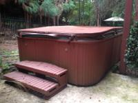 We have a beautiful Sundance Maxxus hot tub. It is a