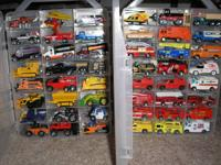 Fire rescue, heavy equipment etc... 95 assorted