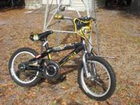 Hot Wheels 16 Inch Bike in Very Good Condition Will