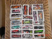 "I have 86 ""opened"" Hot Wheels for sale as a group."