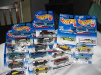 I am selling my Hot Wheels collection.300 cars.These