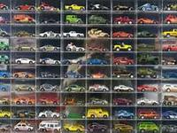 I have over 500 Hot Wheels dating from 1975 to 1995.