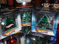 Amazing Hot Wheels Collectors Ornaments - NIB-$5 to $7