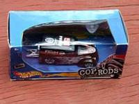 Hot Wheels, Cop Rods, Anglia Panel Truck Witchita