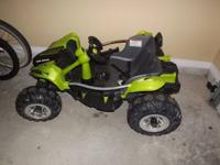 Green Hot Wheels Dune Racer for sale, battery, and