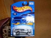 Hot Wheels 1970 Ford Mustang Mach I collector no. 112