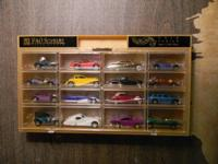 I'm selling my F.A.O. Schwartz Hot Wheels Gold Series
