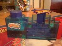 Hot Wheels Color Shifters Octo Battle Play Set with