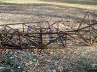 "Hot rod frame. 118"" long x 43"" wide at the widest"
