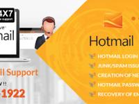 Call our tech support engineer 1- for Hotmail Support