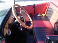 1927 roadster pickup its been retored for in storage