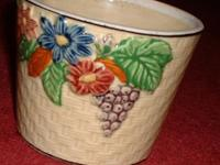 This old pot, according to one web site, was made