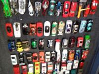 114 pcs collection hot wheels all different old models