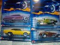 "4 car series from 2002 called ""Hot Rod Magazine"""