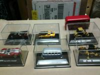 I have some 2007 Mini Hotwheels that are encased in a