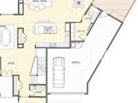 The Meydenbauer plan by Suver and Burnstead Custom Home