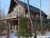 This Gorgeous Chalet Is A Nature Lovers Dream. A Lovely