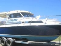 26 Hourston Glastron Sportfisher 26 1994 is for sale