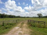 Beautiful 200 acre ranch, in the country, yet minutes