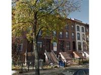 4 story brownstone in the heart of Clinton Hill    # of