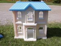 Have doll house for barbie if interested please call