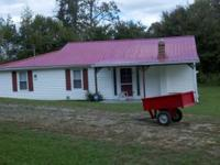 I have a 2 bedroom 1 bath house for rent in the