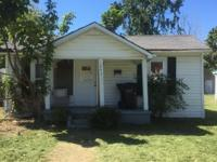 For sale. 1903 Market St.  1 1/2 bedroom home in
