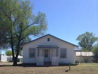 PRICE REDUCED $5,000 LOCATED IN SHAMROCK, TEXAS- GET