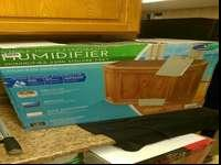 To my knowleedge a new house humidifier. I'm looking