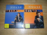 House s1&2 never been open  $10.00 each or both seasons