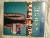 House season 6 blu-ray. Its unopened and still in the