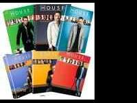 Brand new house seasons 1-6 for $40 firm text me at or