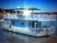 Selling my Houseboat located at Lake Don Pedro with the