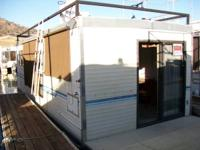 10x30 foot houseboat/guest barge, includes