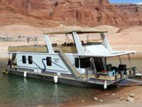 HOUSEBOAT AT LAKE POWELL. SIMPLY WEEKS LEFT TO ENJOY