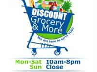 ******** C & J Discount Grocery ********. Cleaning