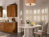 Plantation blinds offer a style that is both elegant