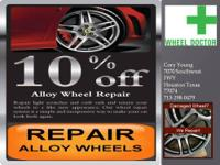 Wheel Repair & Related Services: ? Wheel Repair ?