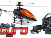 FAST RC Helicopter Single Prop 9100 Hoover. This is the