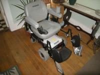 This Hoveround has been used twice. It is in Excellent
