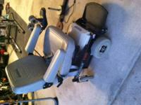 Power wheelchair in great condition! Equipped with