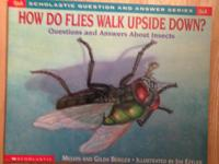 Brand New! Gift Quality! How Do Flies Walk Upside Down: