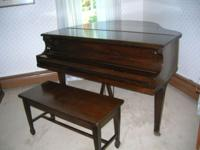Best Offer, please. Baby Grand Piano made by Baldwin