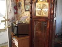 Howard Miller 65th Anniversary Grand Father clock, paid