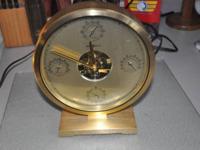 SELLING MY TABLE TOP HOWARD MILLER CLOCK ....... 8-