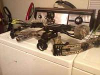 HOYT compound bow sligty used..true ball release..4