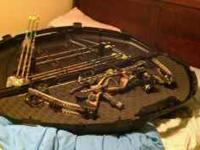 Selling my Hoyt Katera Compound bow. The Bow is set up